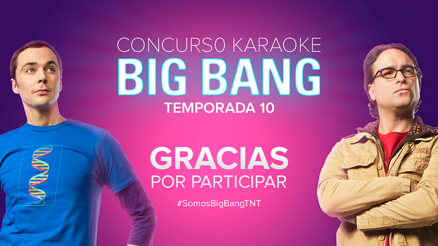Image for ¡Ganadores concurso Karaoke 'Big Bang'!