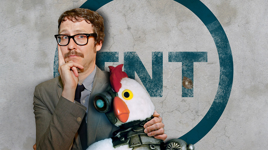 Image for 'Robot Chicken' T6 aterriza en TNT