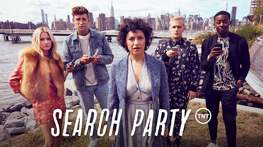 Image for TNT estrena 'Search Party'