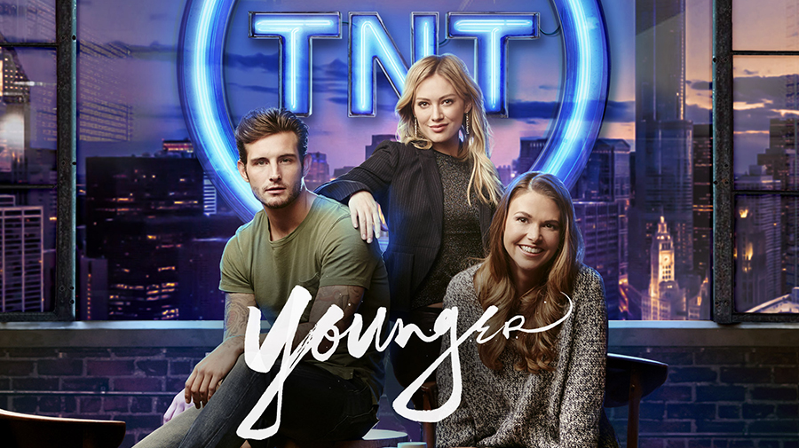 Image for TNT estrena 'Younger'