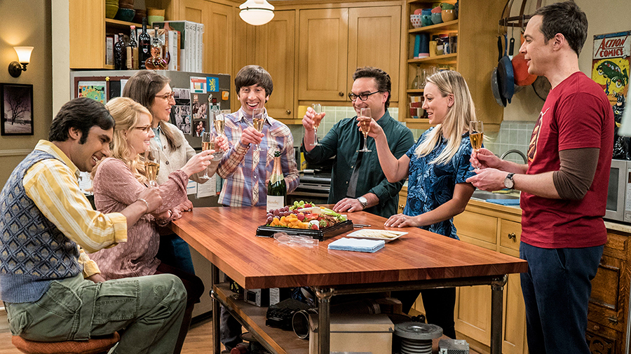 Image for 'Big Bang' T11 llega a TNT