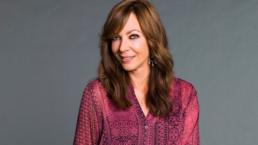 Image for Allison Janney Fan Day