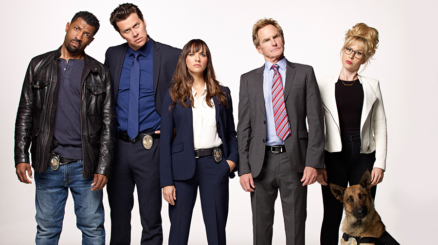 Image for TNT estrena 'Angie Tribeca' T2