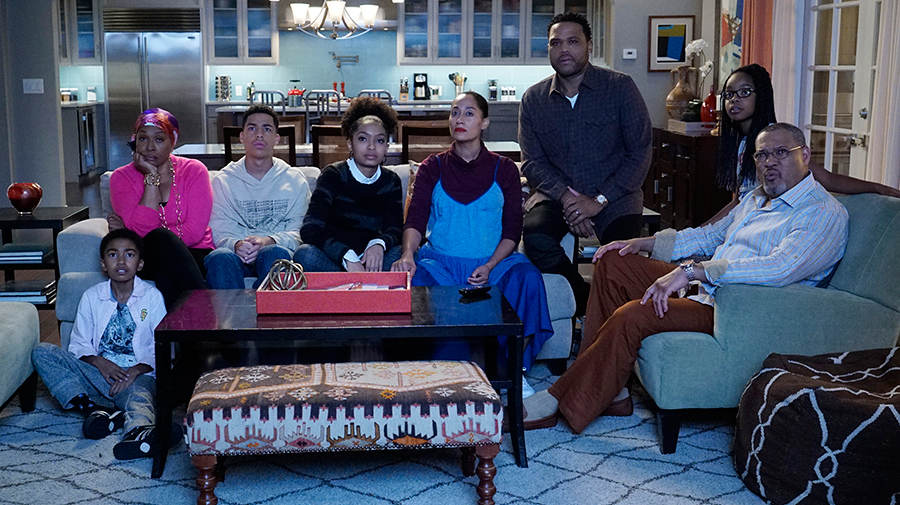 Image for 'Black-ish' nominada a los Globos de Oro