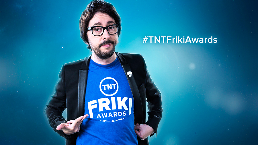 Image for Llegan los TNT Friki Awards
