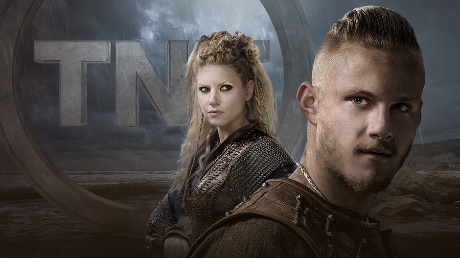 Image for 'Vikingos' T5 regresa a TNT