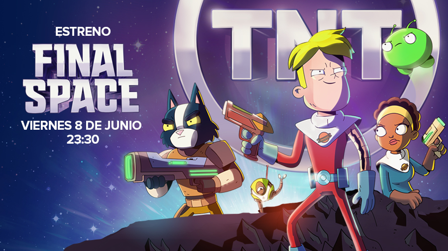 Image for TNT estrena 'Final Space'