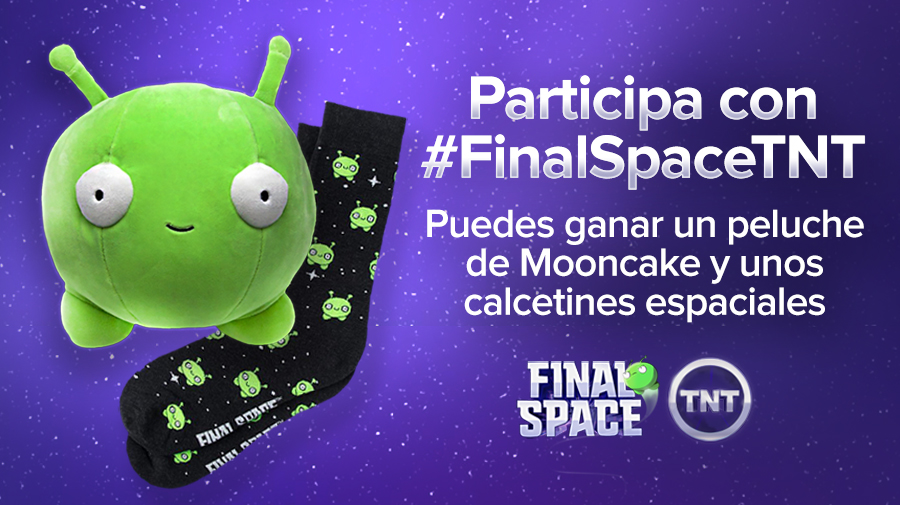 Image for Concurso: 'Final Space'
