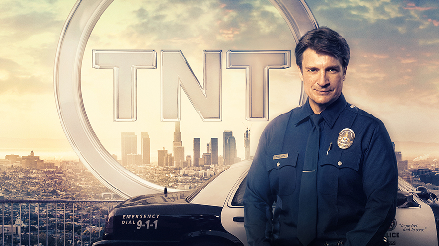 Image for TNT estrena 'The Rookie', la nueva serie de Nathan Fillion