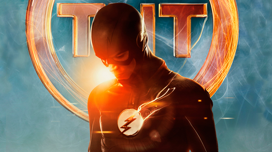 Image for 'The Flash' T5
