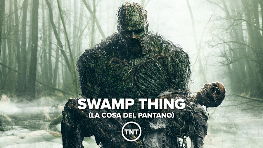Image for TNT ESTRENA SWAMP THING (LA COSA DEL PANTANO)